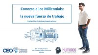 Conozca a los Millennials