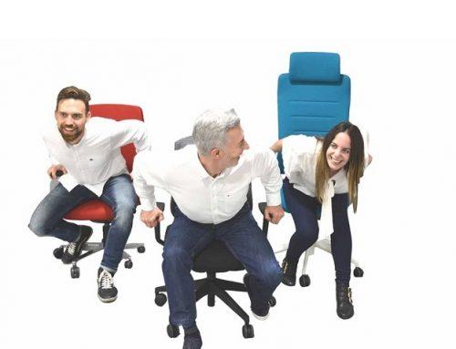 ¿Por qué se caracteriza una oficina y un trabajo saludables?