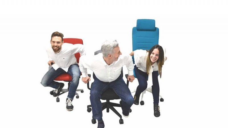 Por qu se caracteriza una oficina y un trabajo saludables for Cuales son las caracteristicas de una oficina