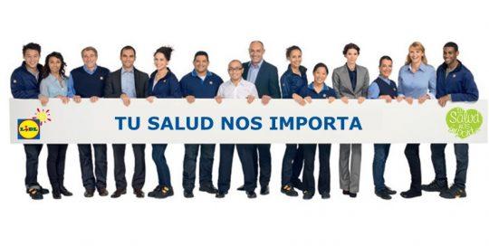 Lidl Empresa Saludable