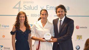 Lidl Premio Salud y Empresa RRHH Digital