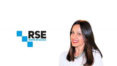 Mónica Seara RSE Xunta de Galicia