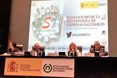 Red Empresas Saludables INSBBT