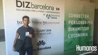 Bizbarcelona 2016 - Concectamos personas