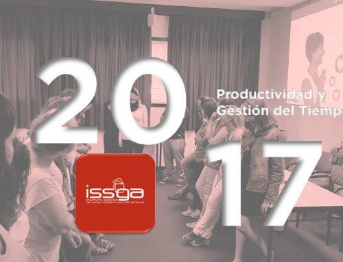 ISSGA: Formación Productividad y Gestión del Tiempo