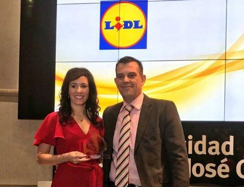 Lidl recibe un nuevo reconocimiento de Empresa Saludable