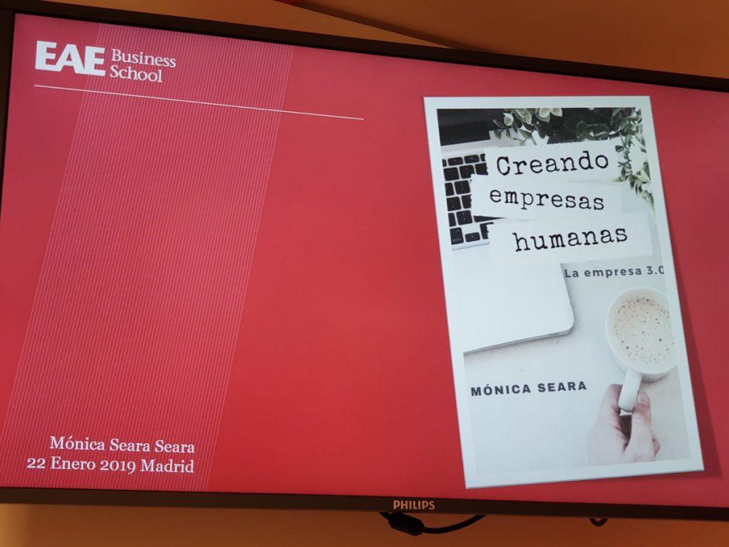Presentación libro Creando empresas humanas