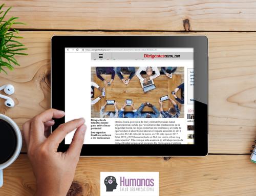 Dirigentes Digital: El absentismo laboral crece