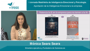 monica seara en la jornada de COP Madrid