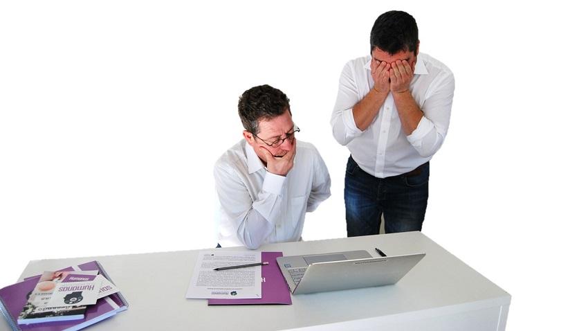 falta de salud en el trabajo