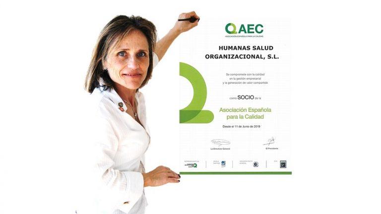 Humanas se une a Asociación Española por la Calidad