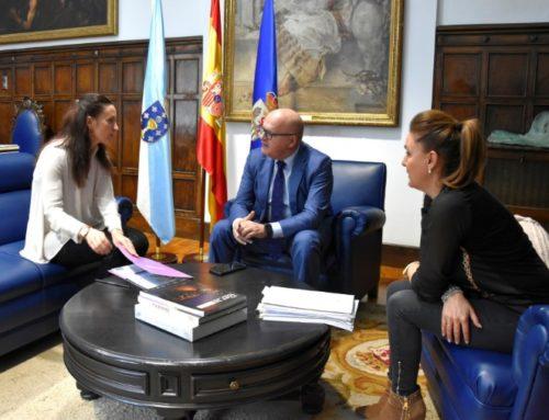 Humanas firma un acuerdo con la Diputación de Ourense para la puesta en marcha de un proyecto de formación para el emprendimiento en el rural